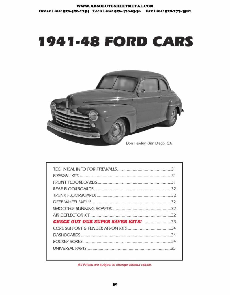 47 Ford Diagram - basic electrical wiring theory A Wiring Diagram on