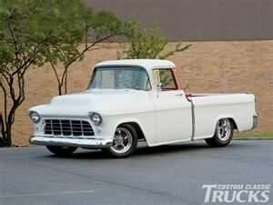 47 top chevy truck